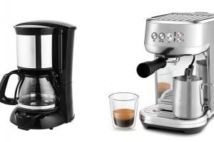 قهوه ساز بخرم یا اسپرسوساز؟