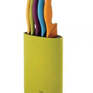 سرویس کارد 6 پارچه باریکو مدل Rainbow