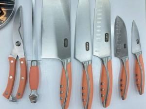 سرویس چاقو آشپزخانه 8 پارچه ( VENTI ) ریور