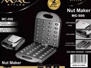 بیسکویت ساز  مک استایلر مدل MAC-506