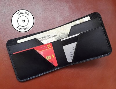 کیف پول کوچک مدل black