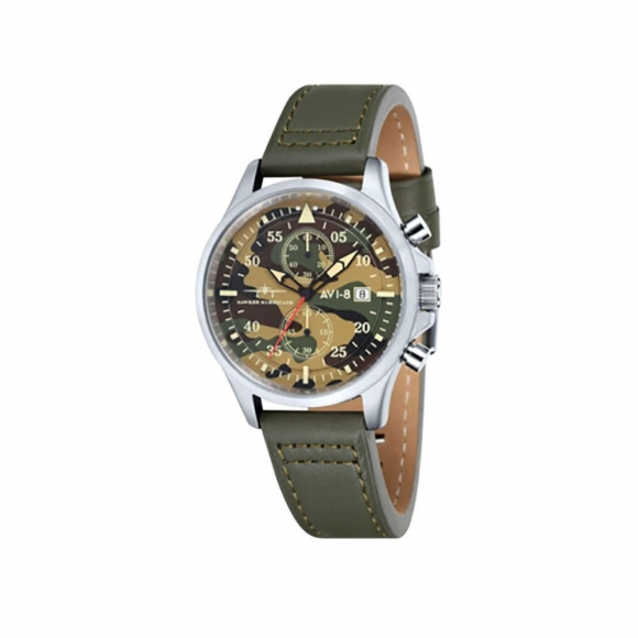 ساعت مچی عقربه ای مردانه AVI-8 مدل AV-4013-08