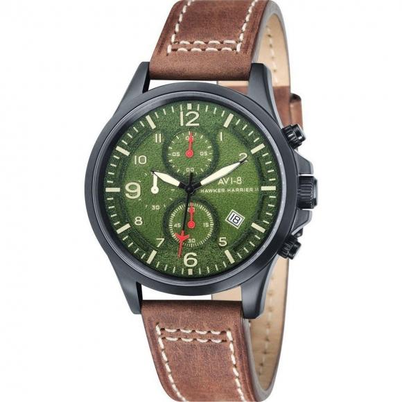 ساعت مچی عقربه ای مردانه AVI-8 مدل AV-4001-04