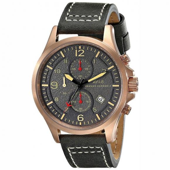 ساعت مچی عقربه ای مردانه AVI-8 مدل AV-4001-06