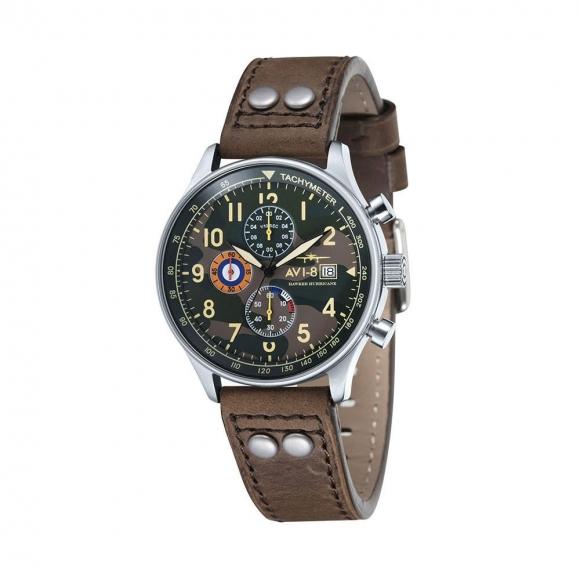 ساعت مچی عقربه ای مردانه AVI-8 مدل AV-4011-09