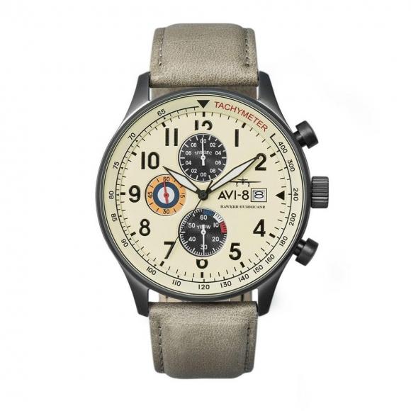 ساعت مچی عقربه ای مردانه AVI-8 مدل AV-4011-0C