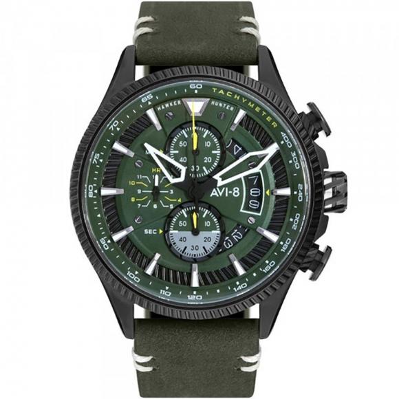 ساعت مچی عقربه ای مردانه AVI-8 مدل AV-4064-02