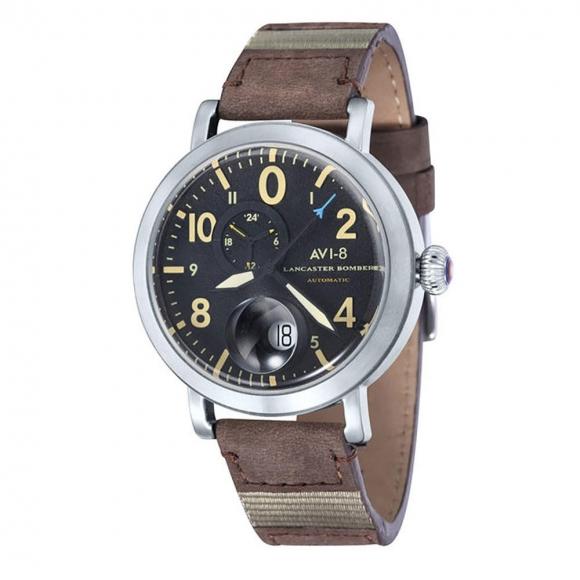 ساعت مچی عقربه ای مردانه AVI-8 مدل AV-4038-01