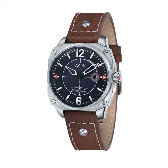 ساعت مچی عقربه ای مردانه AVI-8 مدل AV-4039-01