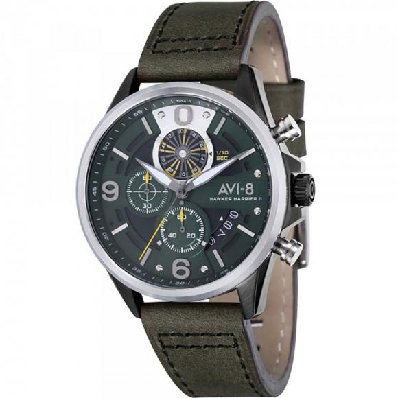 ساعت مچی عقربه ای مردانه AVI-8 مدل AV-4051-02