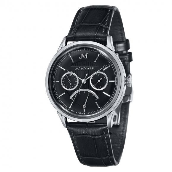 ساعت مچی عقربه ای جیمز مک کیب مدل JM-1026-01