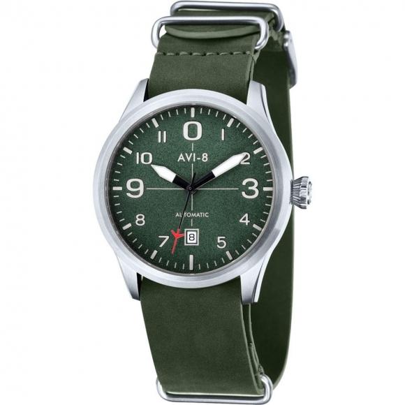ساعت مچی عقربه ای مردانه AVI-8 مدل AV-4021-03