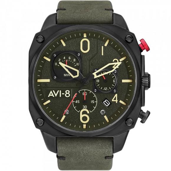ساعت مچی عقربه ای مردانه AVI-8 مدل AV-4052-08