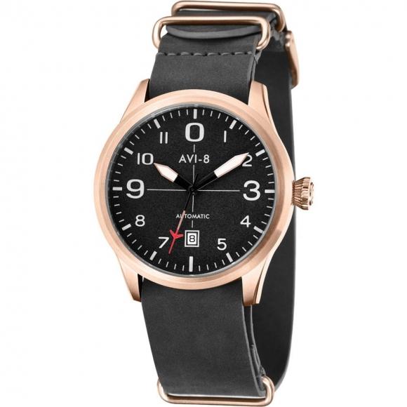 ساعت مچی عقربه ای مردانه AVI-8 مدل AV-4021-04
