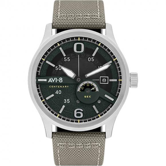 ساعت مچی عقربه ای مردانه AVI-8 مدل AV-4061-01