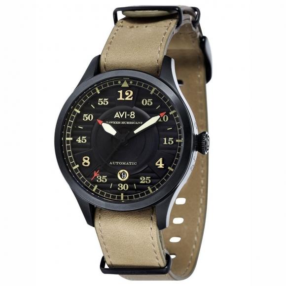 ساعت مچی عقربه ای مردانه AVI-8 مدل AV-4046-03