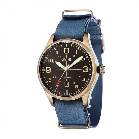 ساعت مچی عقربه ای مردانه AVI-8 مدل AV-4042-03