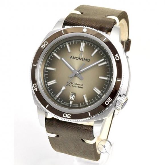 ساعت مچی آنالوگ آنونیمو مدل AM-5019.17.105.102