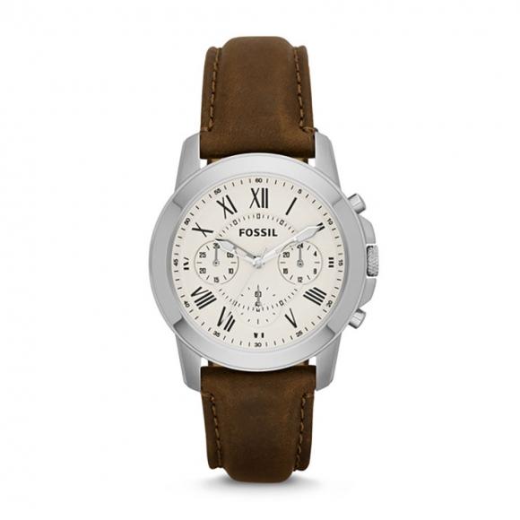 ساعت مچی آنالوگ فسیل مدل FS4839