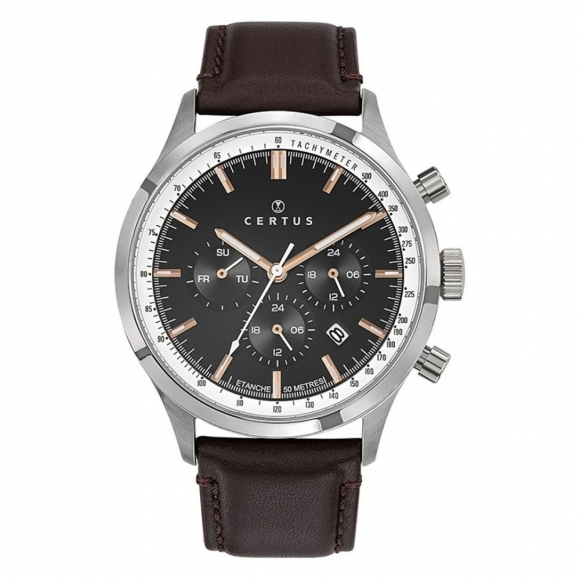 ساعت مچی آنالوگ سرتوس مدل 611142