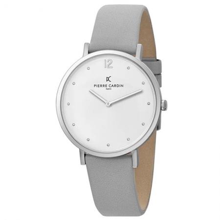 ساعت مچی عقربه ای زنانه کلاسیک برند پیرکاردین مدل CBV.1005