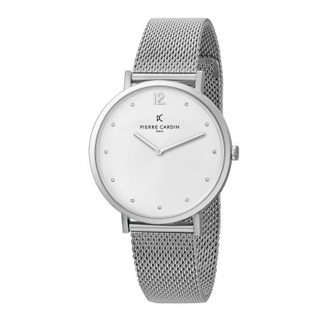 ساعت مچی عقربه ای زنانه کلاسیک برند پیرکاردین مدل CBV.1006