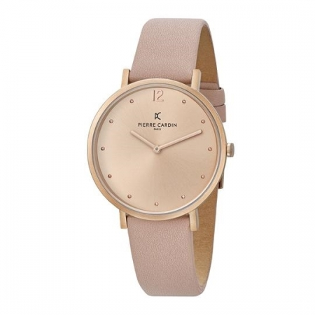 ساعت مچی عقربه ای زنانه کلاسیک برند پیرکاردین مدل CBV.1010