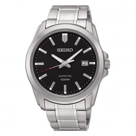 ساعت مچی عقربه ای مردانه کلاسیک برند سیکو مدل SGEH49P1