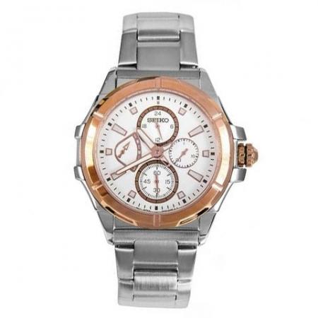 ساعت مچی عقربه ای مردانه کلاسیک برند سیکو مدل SRL034P1