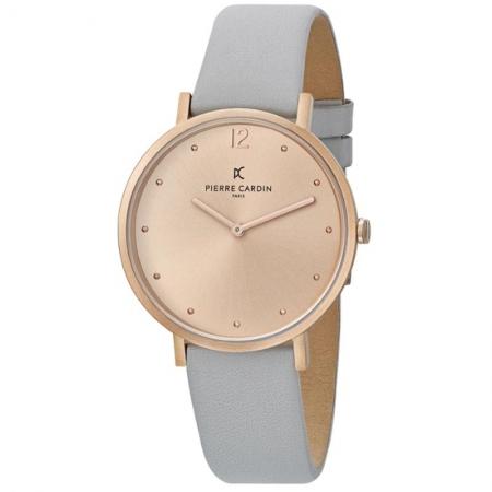ساعت مچی عقربه ای زنانه کلاسیک برند پیرکاردین مدل CBV.1011