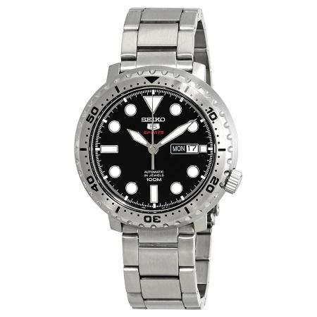 ساعت مچی عقربه ای مردانه اسپرت برند سیکو مدل SRPC61K1