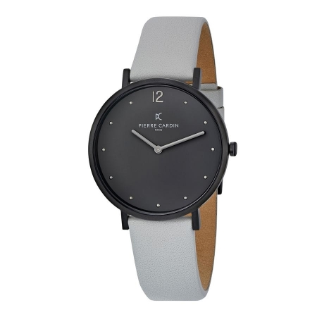 ساعت مچی عقربه ای مردانه - زنانه کلاسیک برند پیرکاردین مدل CBV.1037