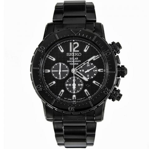 ساعت مچی عقربه ای مردانه اسپرت برند سیکو مدل SSC225P1