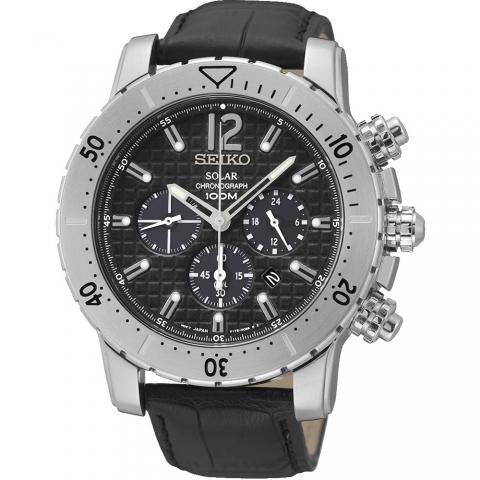ساعت مچی عقربه ای مردانه کلاسیک برند سیکو مدل SSC223P2
