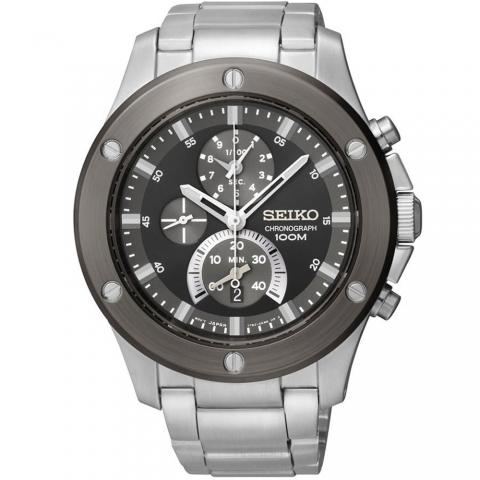 ساعت مچی عقربه ای مردانه اسپرت برند سیکو مدل SPC097P1