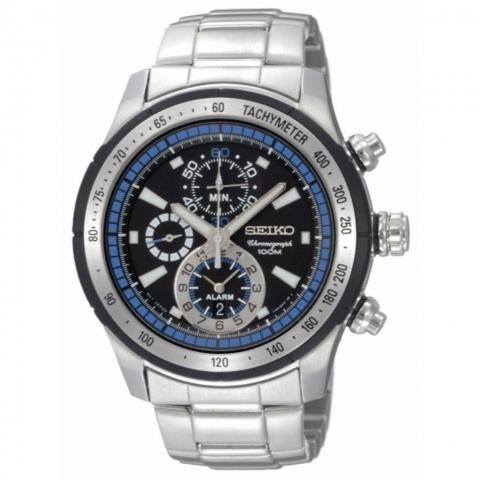 ساعت مچی عقربه ای مردانه اسپرت برند سیکو مدل SNAC85P1