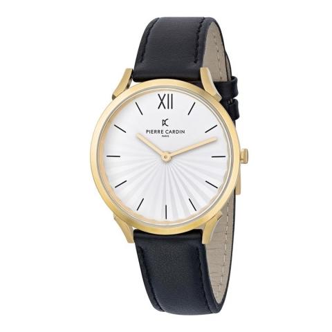 ساعت مچی عقربه ای مردانه کلاسیک برند پیرکاردین مدل CPI.2005