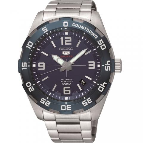 ساعت مچی عقربه ای مردانه اسپرت برند سیکو مدل SRPB85K1