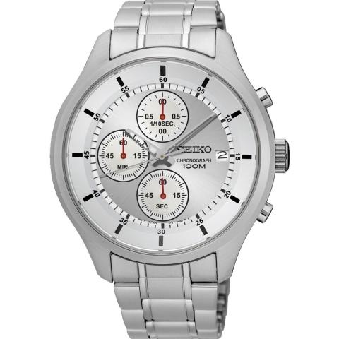 ساعت مچی عقربه ای مردانه کلاسیک برند سیکو مدل SKS535P1