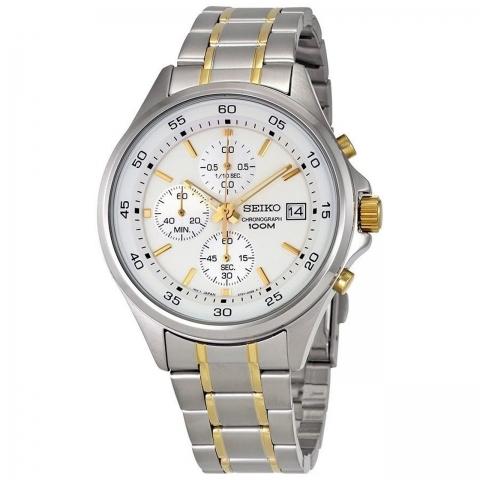 ساعت مچی عقربه ای مردانه کلاسیک برند سیکو مدل SKS479P1