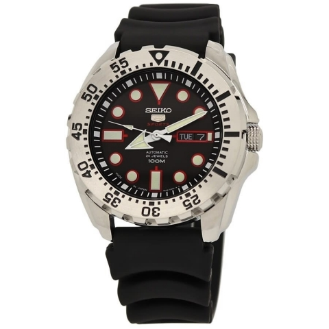 ساعت مچی عقربه ای مردانه اسپرت برند سیکو مدل SRP601J1
