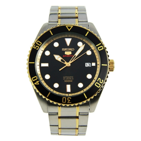 ساعت مچی عقربه ای مردانه اسپرت برند سیکو مدل SRPB94J1