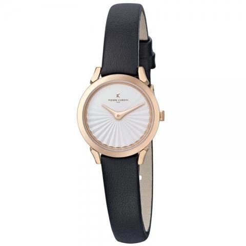 ساعت مچی عقربه ای زنانه کلاسیک برند پیرکاردین مدل CPI.2501