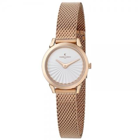 ساعت مچی عقربه ای زنانه کلاسیک برند پیرکاردین مدل CPI.2502