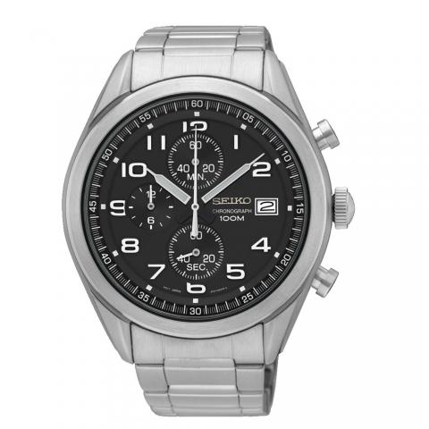 ساعت مچی عقربه ای مردانه کلاسیک برند سیکو مدل SSB269P1
