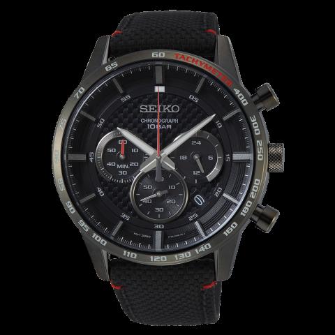 ساعت مچی عقربه ای مردانه اسپرت برند سیکو مدل SSB359P1