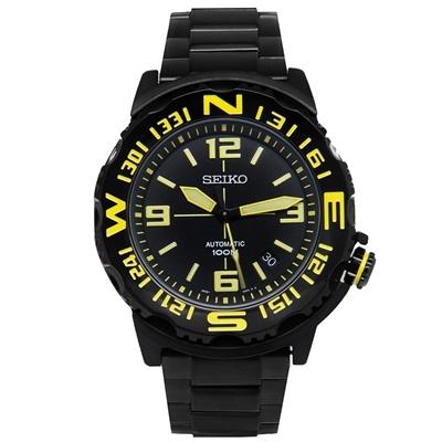 ساعت مچی عقربه ای مردانه اسپرت برند سیکو مدل SRP449K1