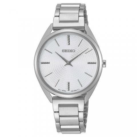 ساعت مچی عقربه ای زنانه کلاسیک برند سیکو مدل SWR031P1