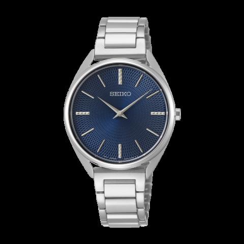 ساعت مچی عقربه ای زنانه کلاسیک برند سیکو مدل SWR033P1