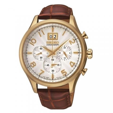 ساعت مچی عقربه ای مردانه کلاسیک برند سیکو مدل SPC088P1